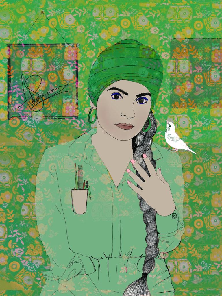 Shanny Kohli's artwork